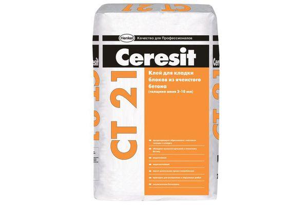 Клей Ceresit CT21