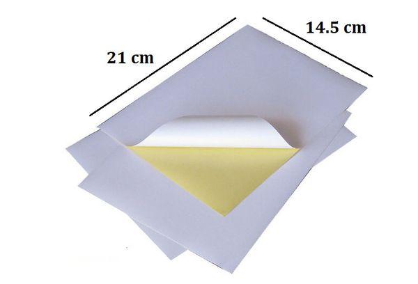 Размер бумаги