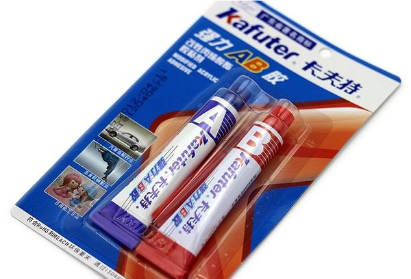 Модифицированный клей Kafuter AB (20 грамм)