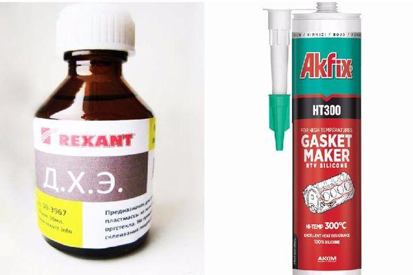 Rexant и Akfix HT300