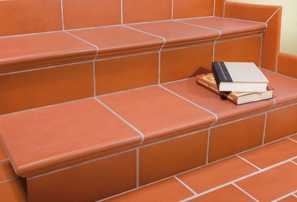 Половая глиняная плитка