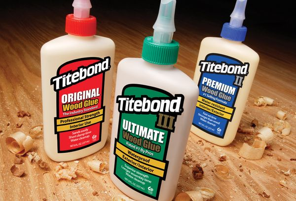 Клеевые составы Titebond для дерева