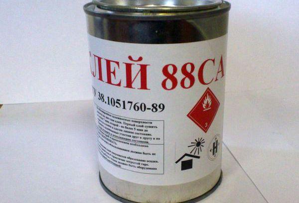 клеевой состав 88 СА