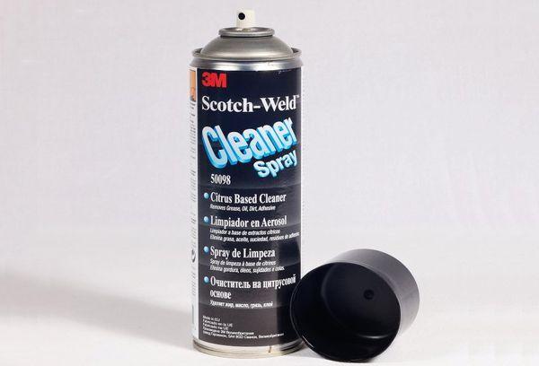 Cleaner Scotch-Weld, универсальный очиститель