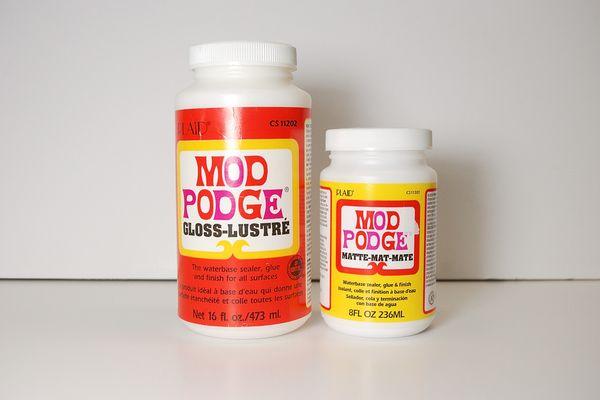 Клей Mod Podge