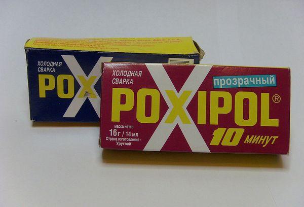 Холодная сварка POXIPOL
