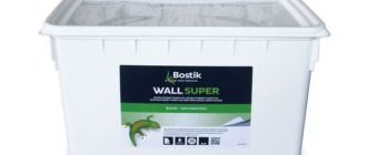 Bostik Wall Standard