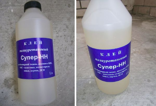 Клей полиуретановый СУПЕР-НН