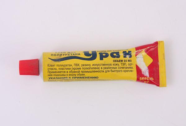 клей для полиуретана Уран