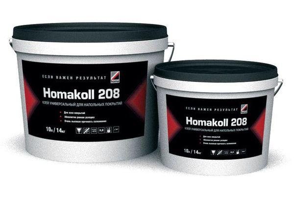 Клей Homakoll 208