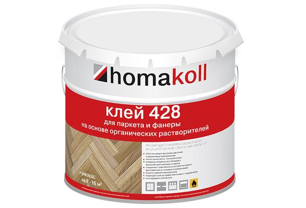 Клей homakoll 428