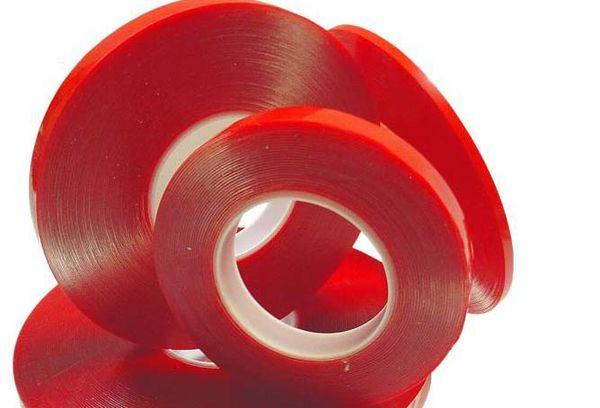 красные силиконовые скотчи
