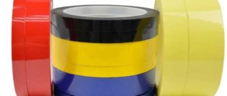 Разноцветные силиконовые ленты