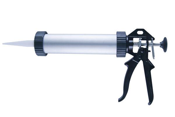 Закрытый трубчатый пистолет для герметика