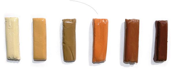 Шовный герметик разных цветов