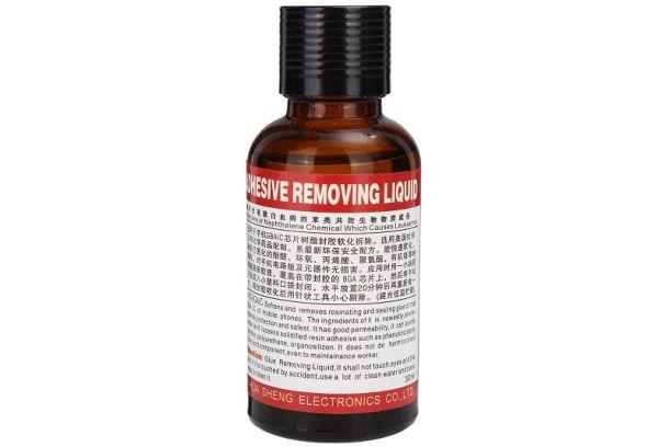 жидкость — Bga IC ADHESIVE Removing Liquid