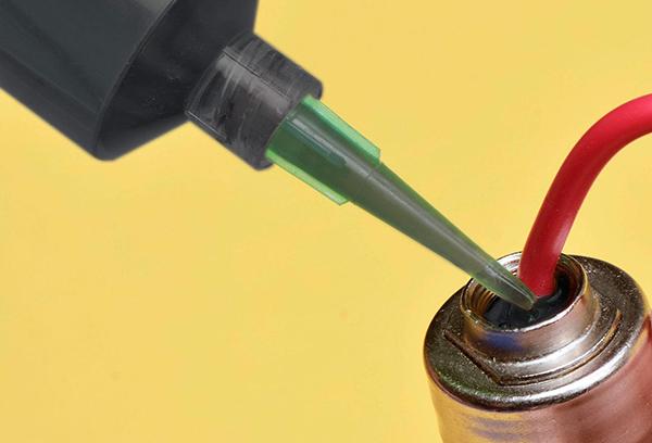 Использование эпоксидного клея