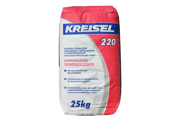 Клей Kreisel Armierungs-Gewebekleber 220