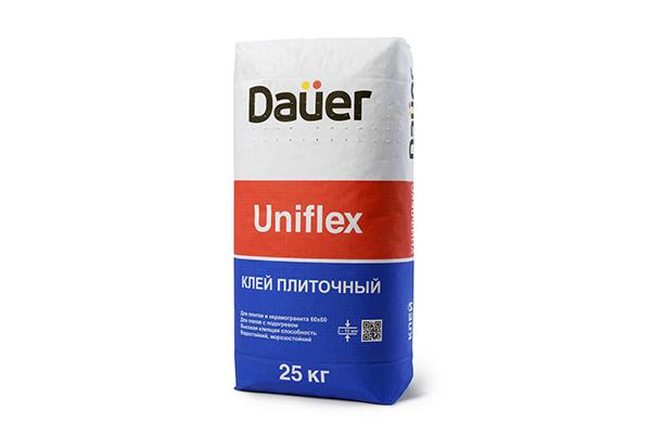 Плиточный клей Dauer Uniflex