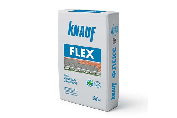 Плиточный клей Knauf Flex