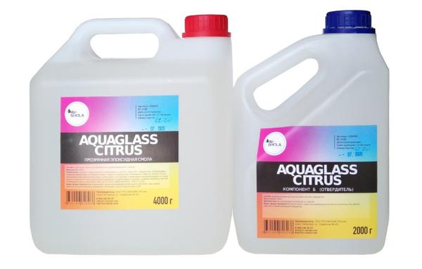 Aquaglass Citrus
